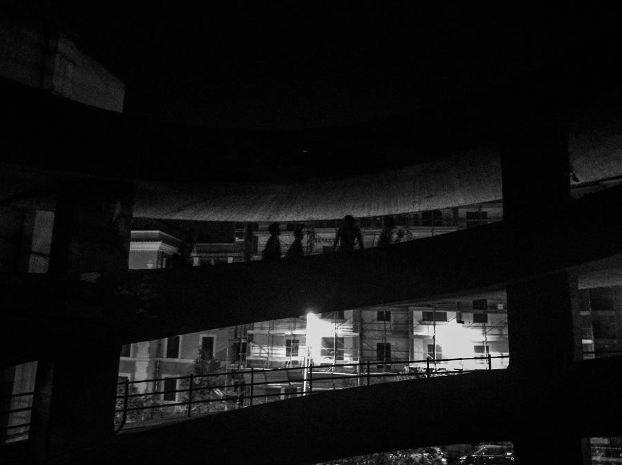 A-ghost city, Marco Passaro, Esplorazione da porta San Giovanni